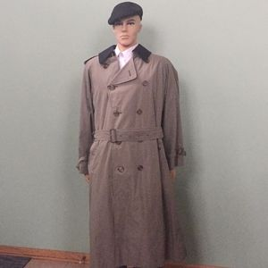 Burberry Lined coat